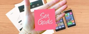 Find the Main Goal You Want to Achieve